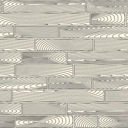 planks: Seamless linear wooden planks pattern