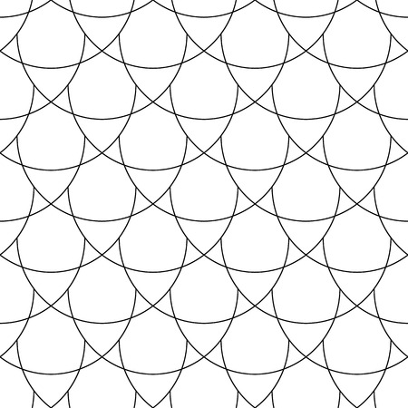 Abstract seamless pattern Illusztráció