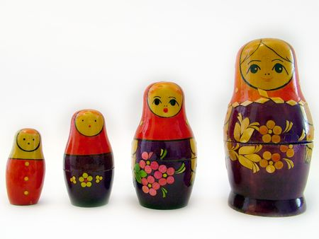 matreshka Stock Photo - 242782