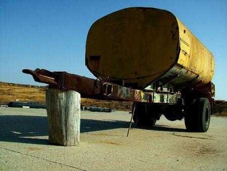 ferreteria: tankage  Foto de archivo