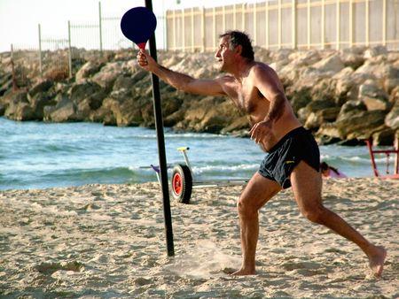 beachball: beachball Stock Photo