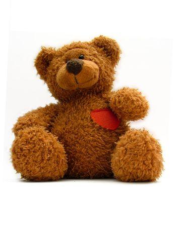 teddy bear love: teddy bear Stock Photo