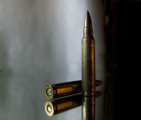 gun shell: cartucho