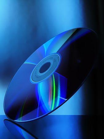 dvdr: disk Stock Photo