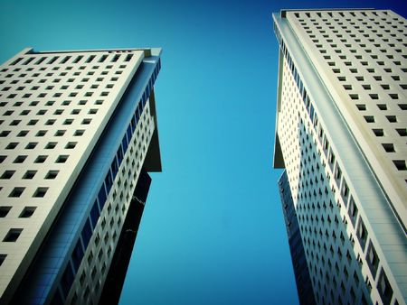 Tall building Stock Photo - 383466