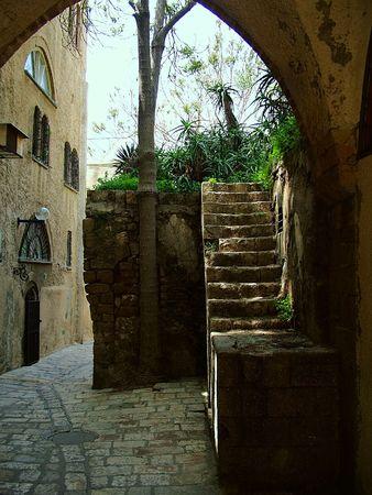 Old Jaffa photo