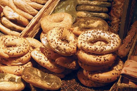 Different kinds of bread Stock Photo - 465090