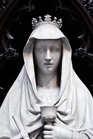 the blessed: Maria, Madre di Ges�.