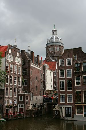 This is Amsterdam architecture. Stock Photo - 617264
