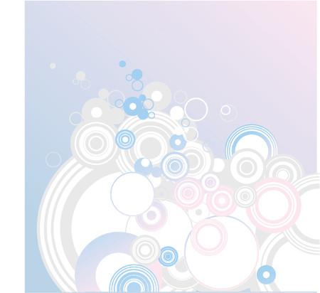 useful: Circle background                     Illustration of background useful for many applications. . Vector illustration. Illustration