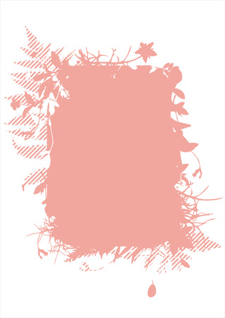 Floral Background Vector Vector