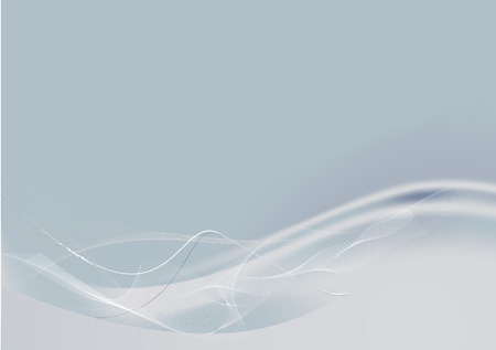 composition of curved lines--great for backgrounds, or layering over other images Vector