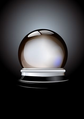 magic ball photo