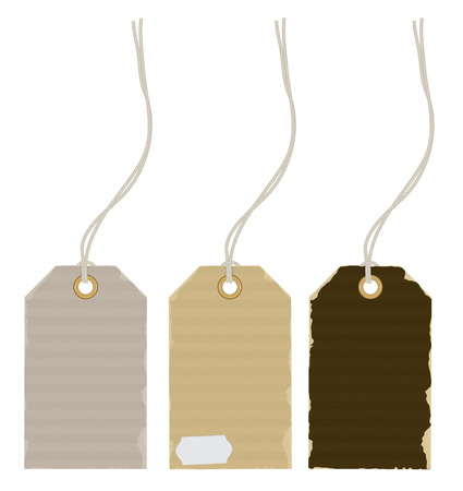 Vector illustration Set of product price tags Stock Vector - 5184793