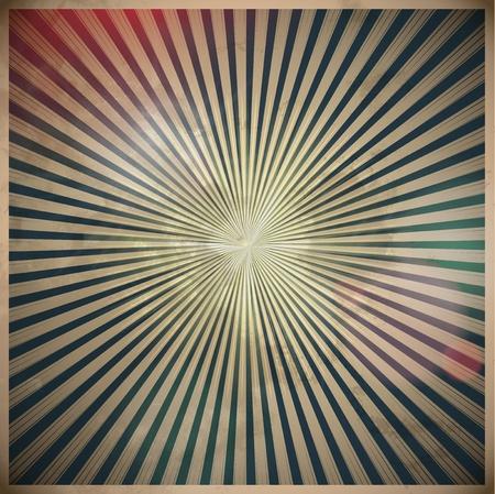 Vector illustration of cool retro grunge background 向量圖像