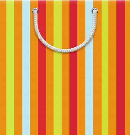 illustration of shopping concept based on paper bag design. Stock Vector - 16720237