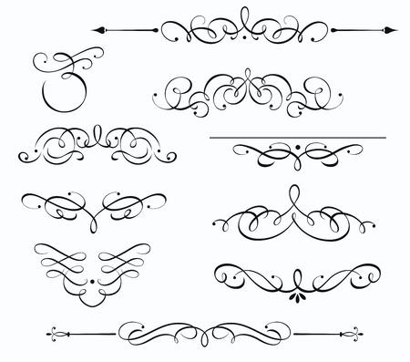 装飾花装飾を旋回のベクトルを設定