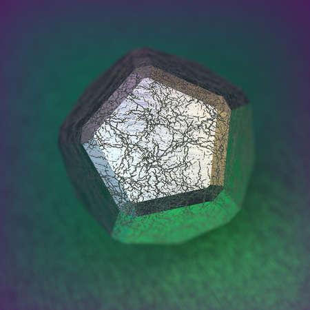 3D geometric shapes ball