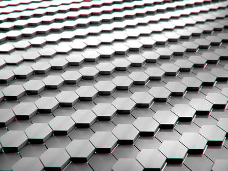 Abstract geometric 3D background 版權商用圖片