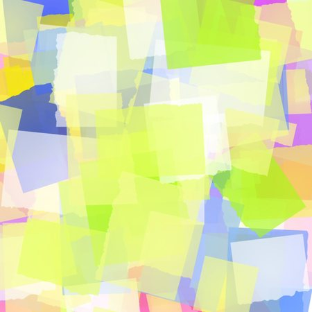 Colorful Torn Paper Background