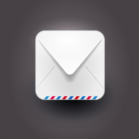 Letter icon Imagens - 15853848
