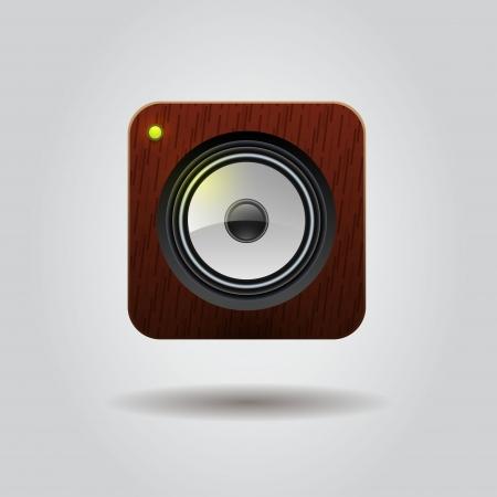speaker icon: User interface speaker icon