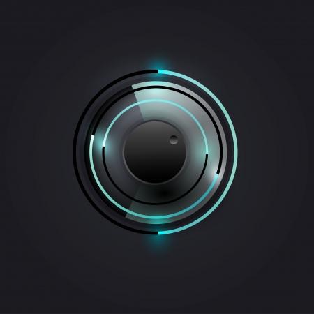 User interface scanning element Imagens - 21314106