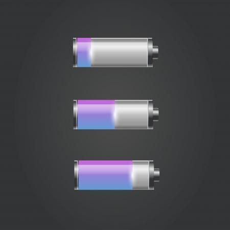 lading: Symbool voor batterijniveau