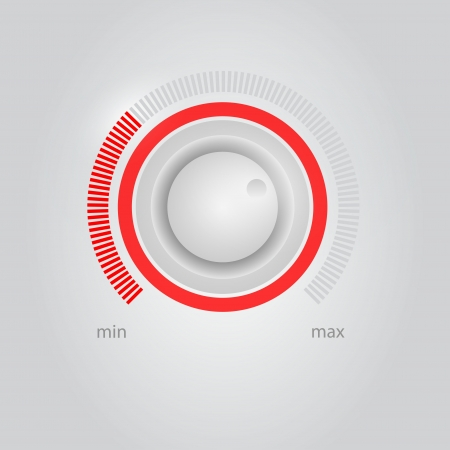 User interface scanning element  Vector