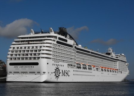 MSC Orchestra cruise ship
