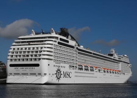 MSC Orchestra cruise ship