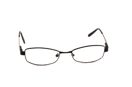 put on: glasses ready to put on Stock Photo