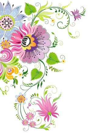 Flower background Stock Vector - 13330632
