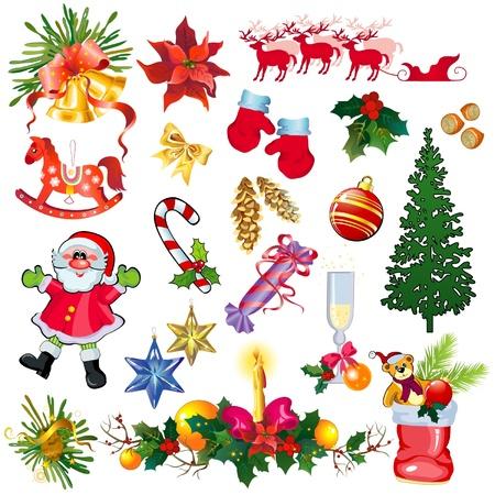 botas de navidad: Navidad conjunto