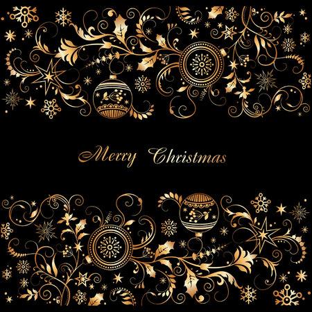 Christmas card, holiday banner, greeting card
