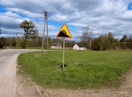 Road sign Stock fotó