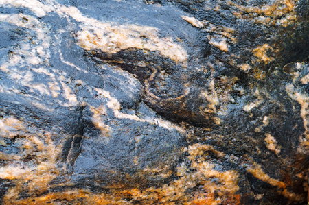 the background of sea stone, the texture of the stone Stockfoto - 122927685