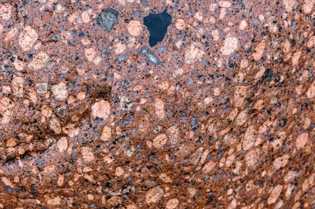 the background of sea stone, the texture of the stone Stockfoto - 122927689