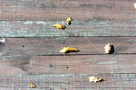 background of wooden boards, texture of wooden boards 写真素材