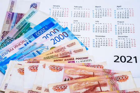 event planning for 2021, money situation in 20, Russian money and calendar 2021