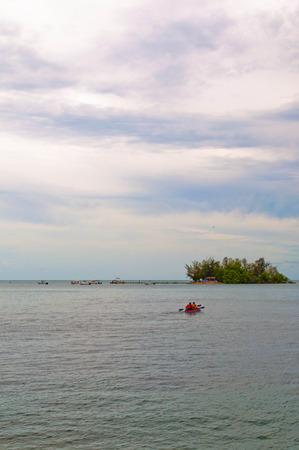 puerto rico: Island in Cabo Rojo, Puerto Rico