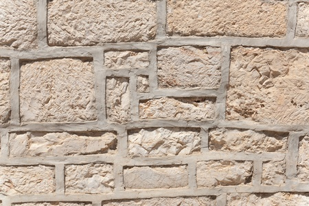 a detail of a stone wall Stock Photo - 12957609