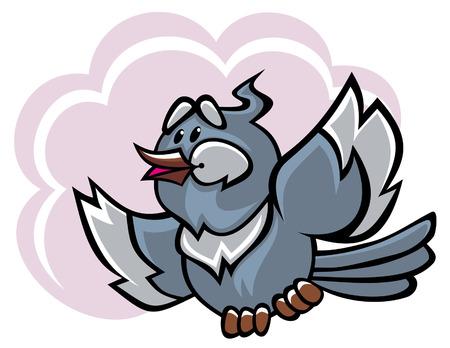 little bird: Pajarito