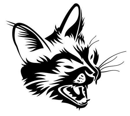 silvestres: gru�ido gato