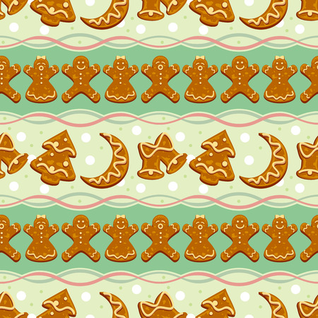 galletas de jengibre: Galletas del jengibre sin patr�n