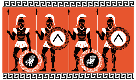 spartan: Ancient Greek Warriors