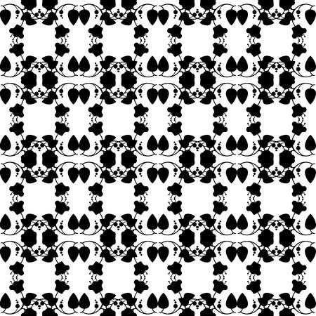 seamless pattern: Floral seamless pattern
