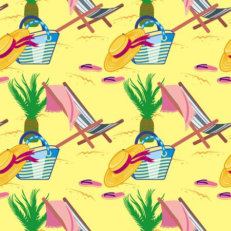 Frau im liegestuhl clipart  Liegestuhl Lizenzfreie Vektorgrafiken Kaufen: 123RF