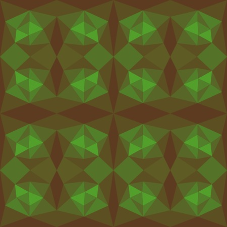 allover: Abstract geometric pattern. Vector polygonal background. Illustration
