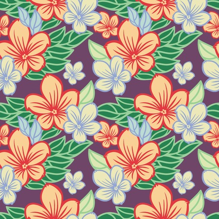 albums: Seamless flower pattern. Beautiful background for banners, labels, posters, web, invitations, weddings, greeting cards, albums. Vector clip art.